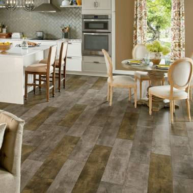 Homespun Harmony Luxury Vinyl Tile | Independent Floor Covering