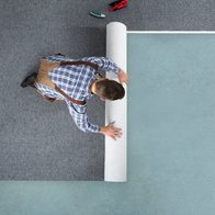 Carpet installation | Independent Floor Covering
