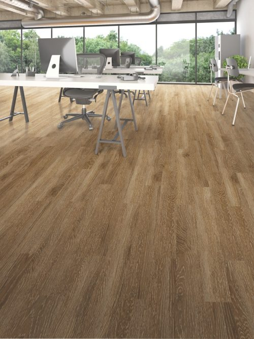 wood look commercial flooring | Independent Floor Covering