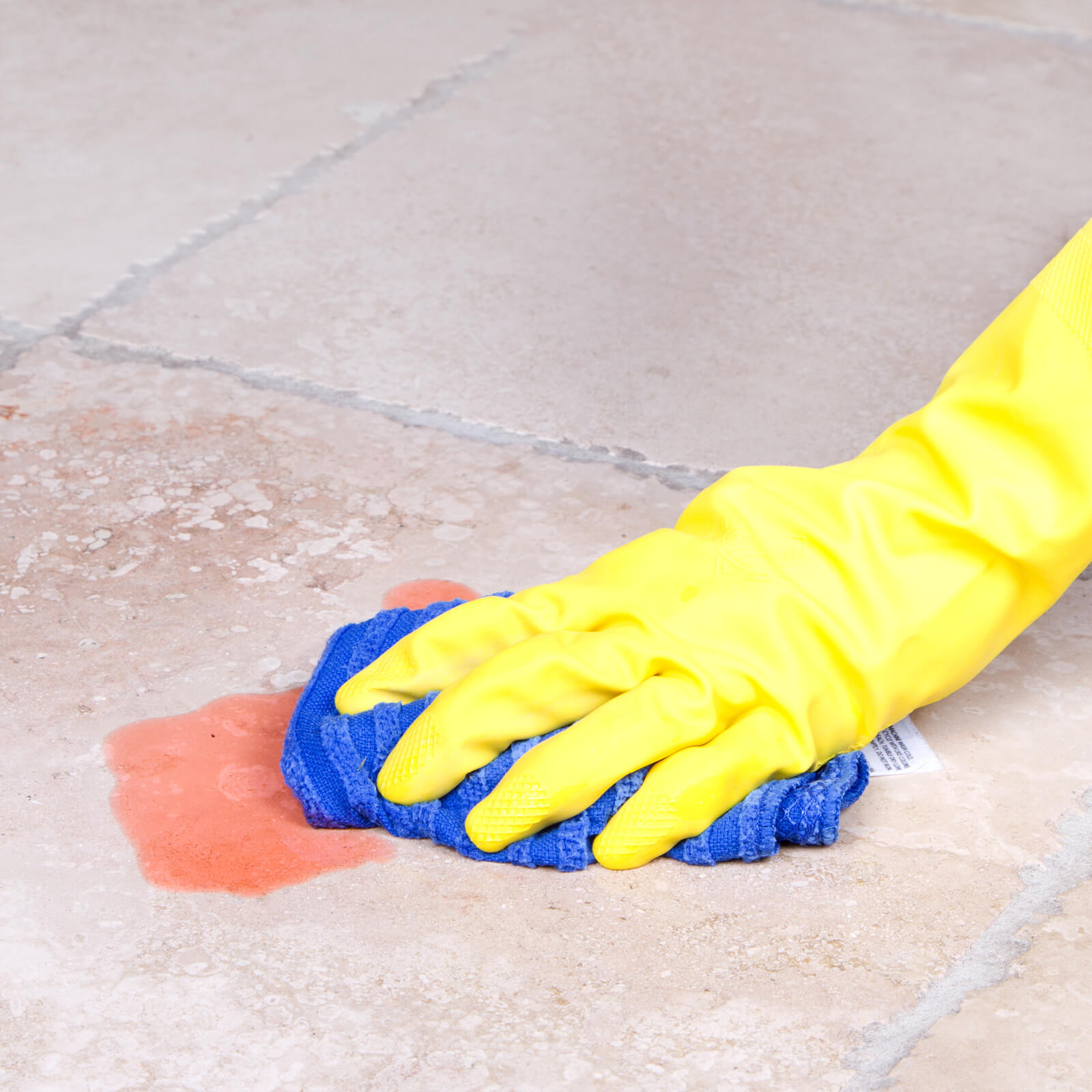 cleaning spill from tile | Independent Floor Covering